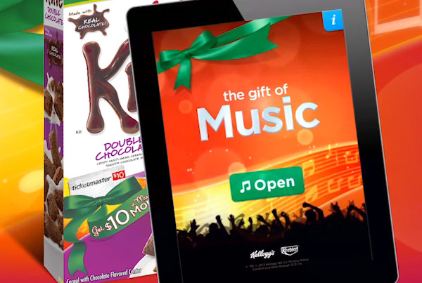 Kelloggs The Gift of Music